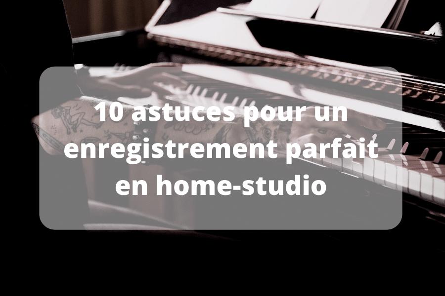 Où trouver les meilleurs matériels pour home-studio ?